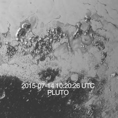 LORRI–The Pluto Encounter | NASA