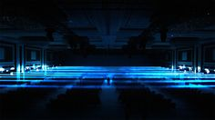 CYGNUS Immersive Light Installation Performance/MARKA 2014 International Brand Conference