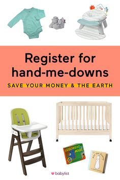 You can add anything to your baby registry with Babylist. Literally anything - even Etsy items, baby sitting, or home-cooked meals! It's easy, beautiful & free. Babylist works just like Pinterest. Simple enough for the grandparents-to-be too. Limited time offer: Free* Hello Baby Box * * * *With minimum of $10 purchase. Shipping and handling not included. Restrictions apply.