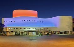 Schauspielhaus in Düsseldorf.