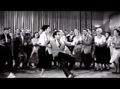 ▶ Real 1950s Rock & Roll, Rockabilly dance from lindy hop ! - YouTube