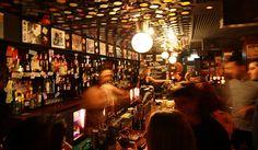 Went here for my Birthday dinner - great dogs n' drinx! Mojo Record Bar - York Street - Sydney