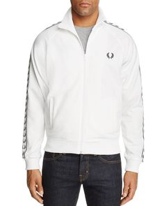 Fred perry laurel wreath navy unlined parka