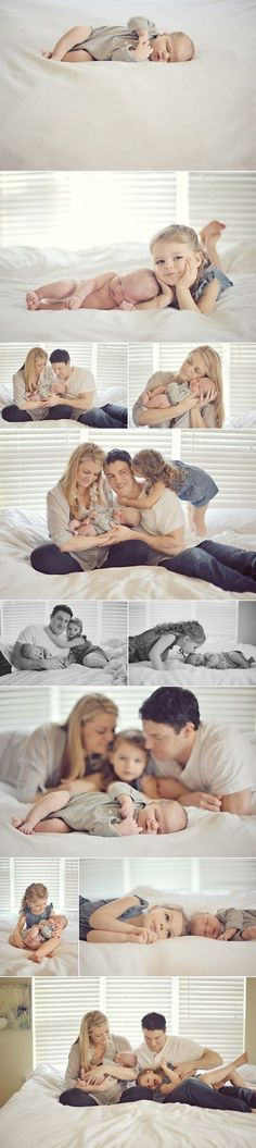 love this family session (mom is a photographer). Kazas!!