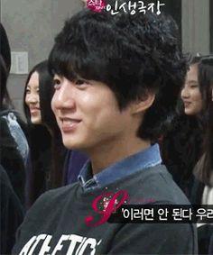 Jungkook Pre Debut Gif So Cute!!!