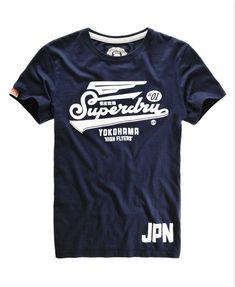 Superdry Hi Flyers T-shirt - Men's T Shirts