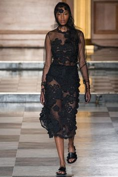 Simone Rocha Spring 2015 Ready-to-Wear - Collection - Gallery - Look 27 - Style.com