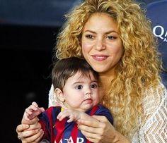 Shakira allo stadio - Le Nuove Mamme