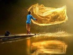 Blog As 1001 Nuccias - coluna Traça Literária, da autora e colaboradora Ingrid M. S. - resenha do livro nacional O Pescador de Vidas, escrito por Antonio Rondinell e publicado pela parceira Editora Arwen.