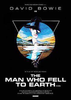 The Man Who Fell To Earth 1976 Nicolas Roeg (Novela: Walter Tevis)
