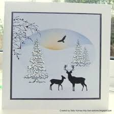The lovely Debby is again hosting Favourite five Christmas cards. Here are mi… – Christmas DIY Holiday Cards Stamped Christmas Cards, Homemade Christmas Cards, Christmas Deer, Christmas Cards To Make, Xmas Cards, Homemade Cards, Handmade Christmas, Christmas Crafts, Christmas 2019