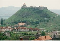 Bela hungarian king ordered to build   Sumeg castle around 1250.  This castle is very close to  Lake Balaton.