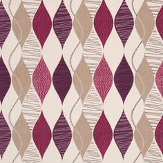Browse our collection of printed curtain fabric from Terrys today. Find the ideal printed fabric and transform your home for less. Curtain Fabric, Curtains, Fabric Samples, Printing On Fabric, Quilts, Blanket, Rugs, Sewing, Diy