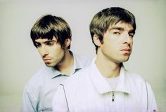 Noel and Liam Gallagher in the school nativity - the home movie that makers of Oasis documentary are after Liam Gallagher, Stevie Wonder, Amy Winehouse Documentary, Michael Jackson, Liam And Noel, Look Back In Anger, Pose, Music Magazines, Illusions