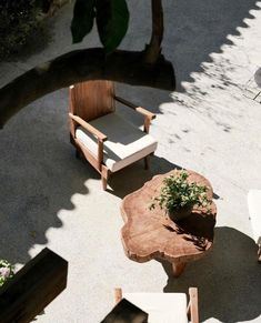 SLOW ROADS (@slow_roads) • Instagram photos and videos Outdoor Furniture, Outdoor Decor, Garden Bridge, Sun Lounger, Outdoor Structures, Exterior, Photo And Video, Table, Instagram