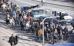 Las 10 mejores ciudades del mundo para andar en bicicleta - Sostenibilidad Semana. Copenhague