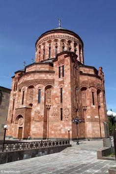 bezphoto: Armenian orthodox church in Moscow / Армянская цер...
