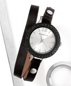 WATCH LOVERS, UNITE! TIME IS OF THE ESSENCE, SO WE'VE MADE IT EASY FOR YOU TO SWITCH THINGS UP WHEN IT COMES TO ONE OF YOUR FAVORITE ACCESSORIES—THE WATCH! INTRODUCING THE NOW IS RIGHT ON TIME BUNDLE WHERE YOU CAN CREATE FOUR DIFFERENT WATCH LOOKS THAT ARE SOME OF OUR FAVORITES THIS SEASON, FOR JUST $99 USD | $119 CAD - RETAIL VALUE $120 USD | $145 CAD.
