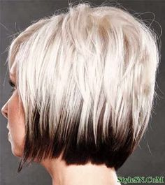 Hair Colors for Short Hair 2014