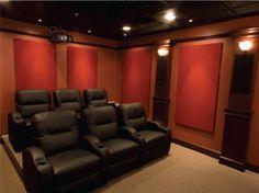 simple home theatre