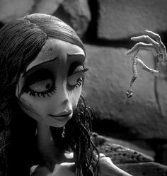 Film Tim Burton, Tim Burton Characters, Tim Burton Style, Tim Burton Art, Corpse Bride Quotes, Corpse Bride Art, Tim Burton Corpse Bride, Coraline, Film D'animation