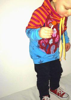 Raglan Sweater mal anders :)
