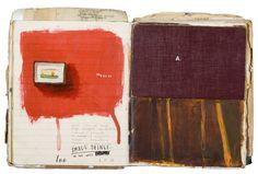 Oliver Jeffers sketchbook.