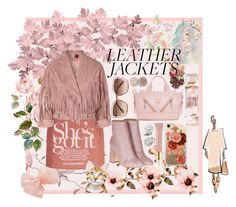 """A lot of pink flowers"" by madeiva ❤ liked on Polyvore featuring Sigma, Topshop, Laurence Dacade, Kenzo, Chloé, Casetify, AERIN and Stila"