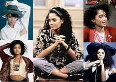 Denise Huxtable on The Cosby Show   25 Stylish '90s TV Characters Every Black Girl Idolized