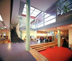 De Eilanden School, Amsterdam - Herman Hertzberger