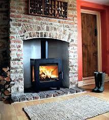 Image result for stone wood burner surround