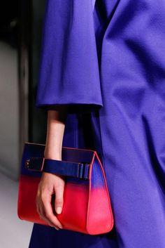 Lanvin, Automne/Hiver 2018, Paris, Womenswear Lanvin, Paris, Purple, Red, Fashion, Fall Winter, Moda, Montmartre Paris, Fashion Styles