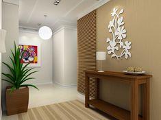 Ideias originais para decorar um hall de entrada