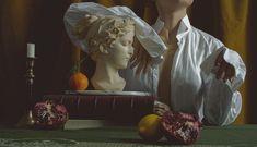 Mara Chevalier - Still Life Portrait Be Still, Still Life, Feminism, Sketches, Portrait, Illustration, Artwork, Photography, Painting