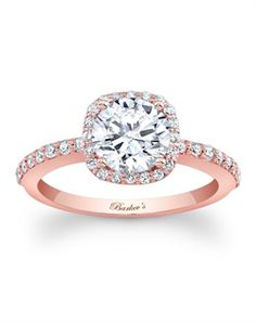 Rose gold engagement ring. THIS IS ABSOLUTELY PERFECT