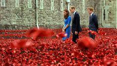 Kate Middleton Photos  - British Royals Visit the Tower of London - Zimbio