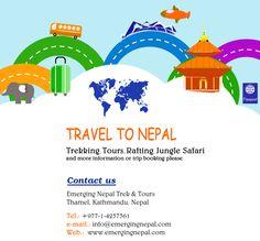 Travel to Nepal http://www.emergingnepal.com