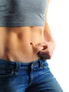 Bauchmuskeln stehen ganz oben auf der Wunschliste vieler Frauen. Doch - Rundungen am Bauch sind äußerst hartnäckig. Ausgerechnet Fette können dabei helfen.