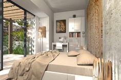 Množstvo úložného priestoru v malom byte | Living Styles