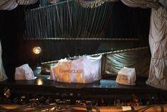 The Phantom of the Opera, Buenos Aires. Pre-set