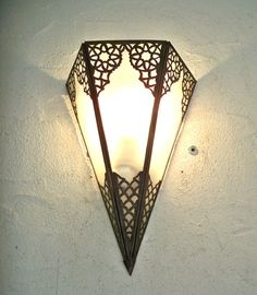wall lights moroccan wall sconce applique lantern lighting lamp morocco