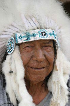 Kickapoo Chief of Tribe - Kickapoo Tribe, Coahuila