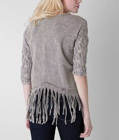 Daytrip Fringe Top - Women's Tops | Buckle