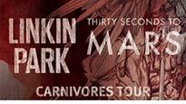 Carnivores Tour- Linkin Park, Thirty Seconds to Mars, AFI 2014