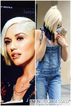 """gwen stefani hair the voice 