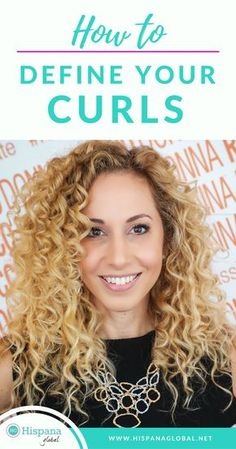 Check out these life-changing tips to #DIY, defined and beautifully #shaped curls! If your #naturalhair is curly, then you already know, curly hair tends to be dryer. The key then, is to use moisturizing #products! I even consulted the professionals!!! After reading this post, you will know #HowToGet those beautiful, defined, perfectly shaped curls!!
