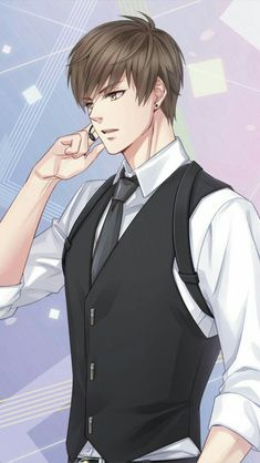 502 best anime boys images in 2019 Cool Anime Guys, Handsome Anime Guys, Hot Anime Boy, Anime Love, Manga Boy, Manga Anime, Anime Picture Boy, Image Manga, Shall We Date
