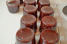Sauerkirsch - Schoko - Marmelade - mit Chili