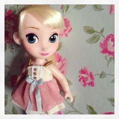 Set Mini animator Rose by RomanticLiberty on Etsy