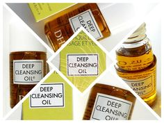 COSMELISTA: DHC Deep Cleansing Oil Review Photos